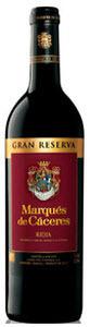 Marqués De Cáceres Gran Reserva 2004, Doca Rioja Bottle