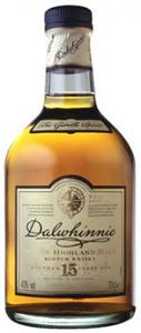 Dalwhinnie   15 Year Old Bottle
