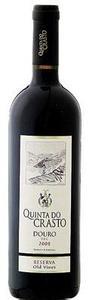 Quinta Do Crasto Old Vines Reserva 2008, Doc Douro Bottle
