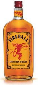 Fireball (200ml) Bottle