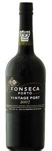 Fonseca Vintage Port 2007, Douro Valley Bottle