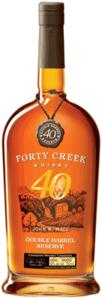 Forty Creek   Double Barrel Reserve Bottle