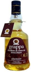 Grappa   Francoli Invecchiata Bottle