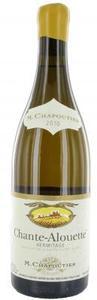 M. Chapoutier Chante Alouette Hermitage Blanc 2007 Bottle