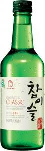 Jinro   Chamisul Original Soju (375ml) Bottle
