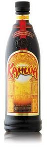 Kahlua Bottle