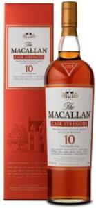 Macallan   Cask Strength 10 Bottle