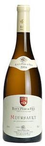 Domaine Roux Père & Fils Meursault Blagny 1er Cru 2007, Ac Bottle