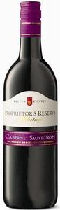 Peller Estates   Proprietors Reserve Cabernet Sauvignon Bottle
