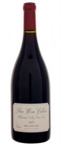 Shea Wine Cellars Estate Pinot Noir 2010, Shea Vineyard, Willamette Valley Bottle