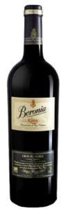 Beronia Gran Reserva 2004, Doca Rioja Bottle