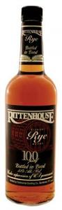 Rittenhouse   Straight Rye Whiskey 100 Proof Bottle