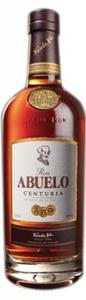 Ron Abuelo   12 Year Old Gran Reserva Bottle