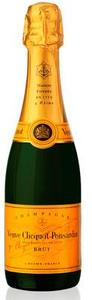 Veuve Clicquot   Brut Sparkling White (375ml) Bottle