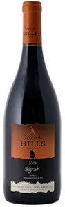 Desert Hills Syrah Select 2008, BC VQA Okanagan Valley Bottle