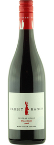Rabbit Ranch Pinot Noir 2010, Central Otago Bottle