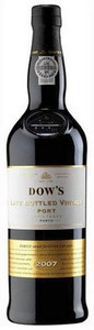 Dow's Late Bottled Vintage Port 2006, Doc Douro Bottle