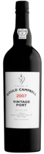 Gould Campbell Vintage Port 2007 Bottle