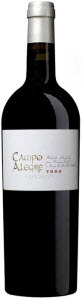 Campo Alegre 2008 Bottle