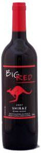 Big Red Shiraz 2007 Bottle