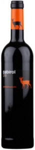 Cabirol Garnacha Tempranillo 2010 Bottle