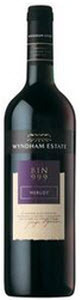 Wyndham Estate Bin 999 Merlot 2010, Southeastern Australia Bottle