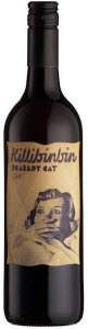 Killibinbin Scaredy Cat 2007 Bottle