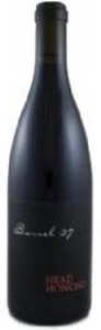 Barrel 27 Syrah 2008 Bottle