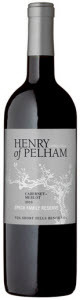 Henry Of Pelham Speck Family Reserve Cabernet/Merlot 2010, VQA Short Hills Bench Bottle