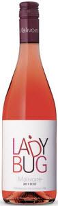 Malivoire Ladybug Rosé 2012, VQA Niagara Peninsula Bottle