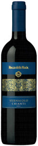 Rocca Della Macìe Vernaiolo Chianti 2010, Tuscany Bottle