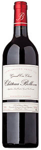 Chateau Bellevue Grand Cru Classe 2007, Saint Emilion Bottle