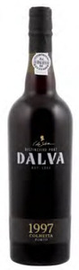 Dalva Colheita Port 1997, Btld. 2011, Doc Douro Bottle