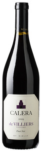 Calera De Villiers Vineyard Pinot Noir 2009, Mt. Harlan Bottle