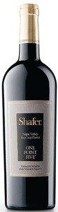Shafer One Point Five Cabernet Sauvignon 2009, Stags Leap District, Napa Valley Bottle