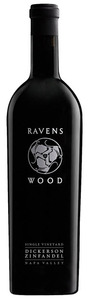 Ravenswood Dickerson Zinfandel 2009, Napa Valley Bottle