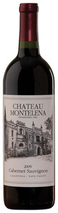 Chateau Montelena Cabernet Sauvignon 2009, Calistoga, Napa Valley Bottle