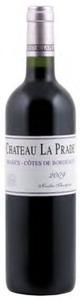 Château La Prade 2009, Ac Bordeaux Côtes De Francs Bottle