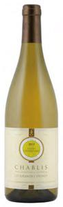 Domaine Chenevières Les Grandes Vignes Chablis 2011, Ac, La Chapelle Vaupelteigne Bottle