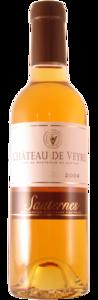 Château De Veyres 2009, Ac Sauternes Bottle