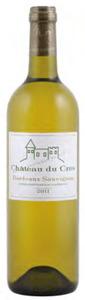 Château Du Cros Bordeaux Sauvignon 2011, Ac Bordeaux Bottle