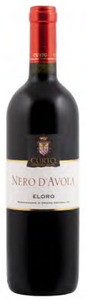 Curto Eloro Nero D'avola 2010, Doc Bottle