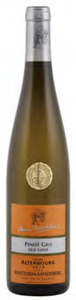 Anne Boecklin Lieu Dit Altenbourg Old Vines Pinot Gris 2010, Ac Alsace Bottle