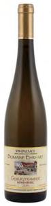 Domaine Ehrhart Rosenberg Gewurztraminer 2011, Ac Alsace Bottle