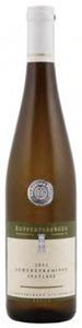 Ruppertsberger Linsenbusch Gewürztraminer Spätlese 2011, Prädikatswein Bottle