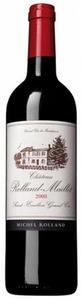 Château Rolland Maillet 2008, Ac Saint émilion Grand Cru Bottle