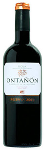 Ontañón Reserva 2004 Bottle