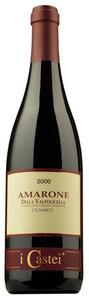 I Castei Amarone Della Valpolicella Classico 2008, Doc Bottle