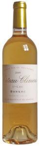 Château Climens 2005, Ac Barsac Bottle