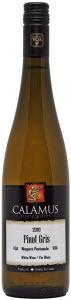 Calamus Pinot Gris 2011, Niagara Peninsula Bottle